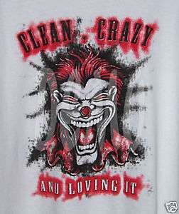 Narcotics Anonymous   NA Crazy Clown Long/Short Sleeve