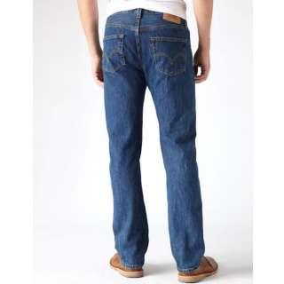 505 Classic fit Straight leg style 00505 2765 dark wash zip fly