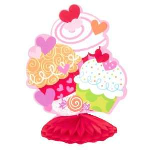 Lets Party By Unique Valentines Day Cupcake Hearts   Mini