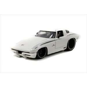Corvette Stingray Split Window Sale on Jada 1 24 63 Corvette Stingray  Toys   Games