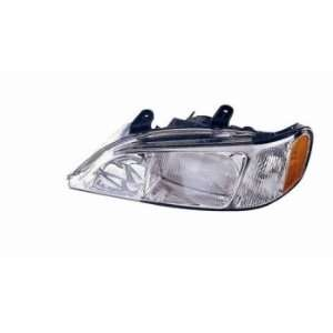 Acura TL 99 01 HeadLight UNIT Passenger Side