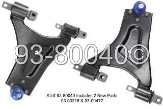 Ford Contour Mercury Cougar Mystique NEW Front Lower Control Arm Kit