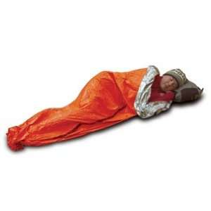 Heat Sheets Emergency Bivy Sleeping Bag Sports & Outdoors