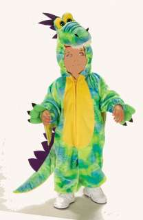 DINOSAUR Green DRAGON Dragonsarous Forum Novelties Halloween Costume
