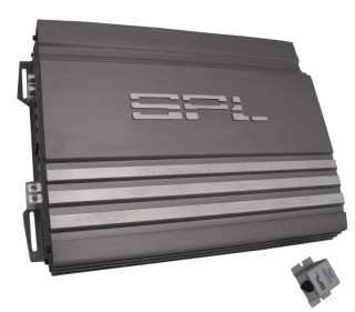 New SPL AUDIO FX2 1250 2 Channel 1250W Car Power Amplifier Amp MOSFET