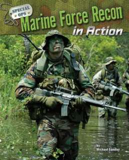 Recon in Action by Michael Sandler, Bearport Pub Co Inc  Hardcover
