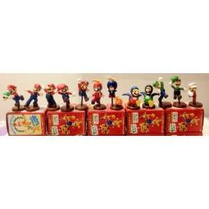 Super Mario Mini 12pcs Figures Toys & Games