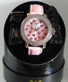 Diamond King Big Bling Ladies Diamond Watch