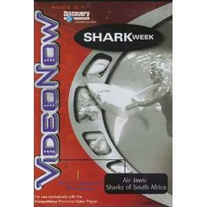 Video Now Shark Week: Air Jaws Sharks of South Africa