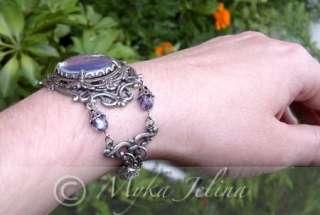 Gothic Angel Fairy Art BRACELET LTD Fae Jewelry Malory