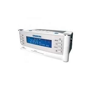 Sangean Am/Fm Atomic Clock Radio Adjustable Alarm Buzzer