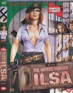 Ilsa: The Wicked Warden (1977) Dyanne Thorne DVD