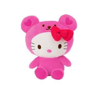 Sanrio Hello Kitty 8 inch Plush Doll Heart Bear Toys & Games