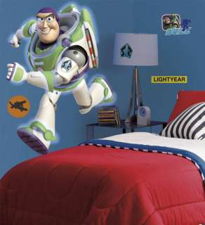 Buzz Lightyear Toy Story Giant Wall Sticker Decal Mural
