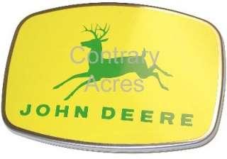 JOHN DEERE 630 730 830 FRONT MEDALLION / EMBLEM