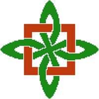 Celtic Knot   Irish Ireland Cross Stitch Pattern Chart