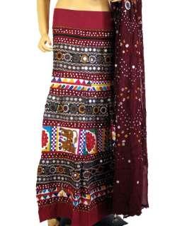 Ethnic Indian Costume Clothing Lehnga Lehenga Choli M