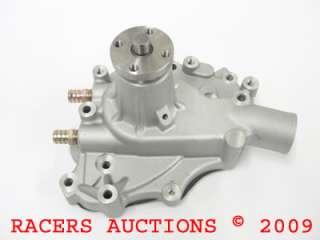SBF FORD ALUMINUM WATER PUMP 302 351W 1970 87 MUSTANG