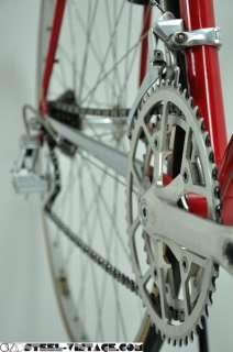 Ciöcc   Italian Steel Vintage Bike   Campagnolo Victory Super Record