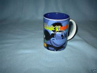 Mickey Mouse Magic Kingdom Mug Walt Disney World