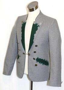 Men Trachten GERMAN Hunting Western Dinner Suit JACKET Coat 38 40 M