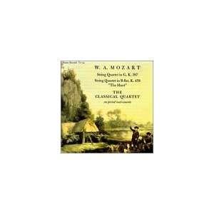 String Quartets 387 & 458 Mozart, Classical Quartet Music