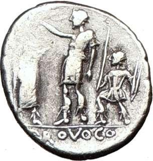 Roman Republic P. Laeca LAW AGAINST CRUEL PUNISHMENT 110BC Ancient