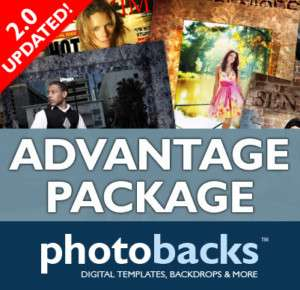 DIGITAL BACKGROUNDS PHOTOSHOP TEMPLATES PHOTO BACKDROPS