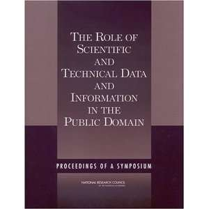 of Scientific and Technical Data and Information in the Public Domain