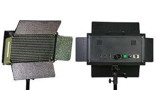 500 LED Light Panel LED Video Light Panel Dimmer AC/DC
