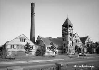 Boston Water Works Chestnut Hill Pumping Station photo