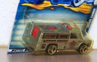 2000 Hot Wheels Rescue Ranger / BOMB SQUAD