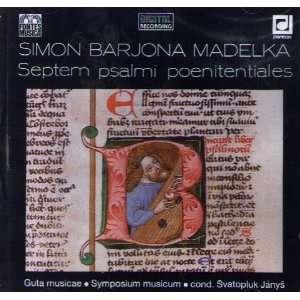 realised by Miloslav Klemen) Simon Barjona Madelka, Svaopluk Janya