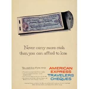 Can You Purchase American Express Travelers Checks