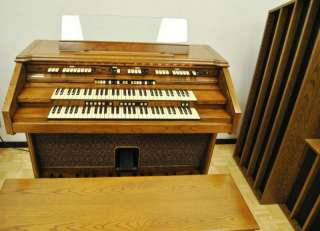 HAMMOND CHURCH ORGAN Model 820 32 Pedal