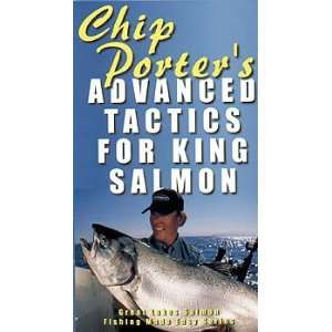 Advanced Tactics for King Salmon DVD Format: DVD: Sports & Outdoors