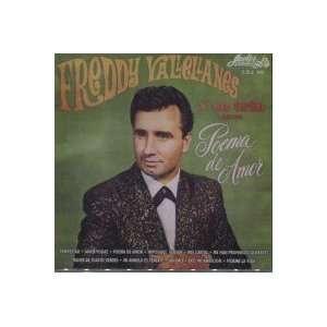 Poema De Amor: FREDDY VALLELLANES: Music