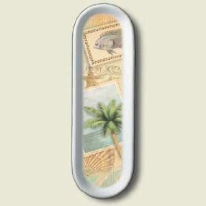 PALM TREE tropical kitchen decor SPOON REST spoonrest