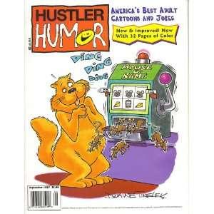 Hustler Humor (Hustler Humor, September 1997): Larry Flynt: Books