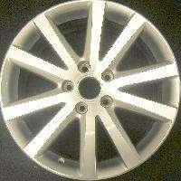 Factory Alloy Wheel Volkswagen Passat 06 10 17 #69828