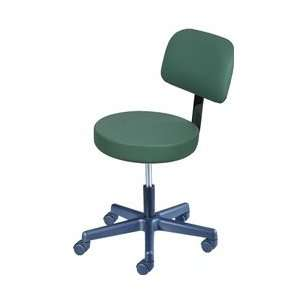 Value Plus Spinlift Stool with Backrest & Seamless Seat