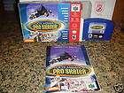 Tony Hawks Pro Skater (Nintendo 64) GREAT CONDITION