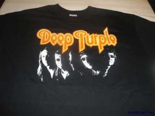 DEEP PURPLE North America 2007 NEW T SHIRT XXL Official