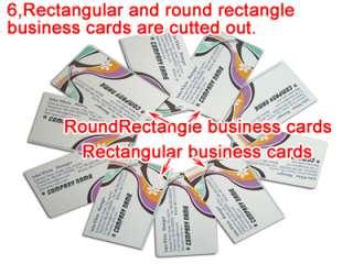X2.1 Business Card Paper Cutter Slitter Offices