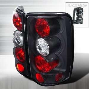 00 06 GMC YUKON DENALI/ CHEVY TAHOE BLACK TAIL LIGHTS Automotive