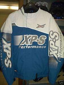 Ski Doo Mens XPS Race replica jacket   Blue   Large