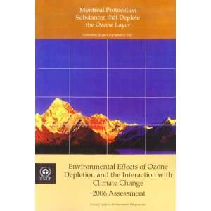 Substances Deplete Ozone Lay) (9789280728217): United Nations: Books