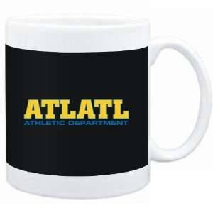 Mug Black Atlatl ATHLETIC DEPARTMENT  Sports: Sports