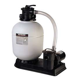 Hayward S144T1540S Above Ground Swimming Pool Sand Filter w/40 GPM
