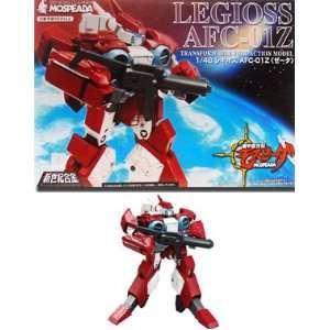 Genesis Climber Mospeada Robotech Legioss AFC 01Z Red Ver